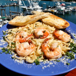 10-Shrimp Scampi Linguini
