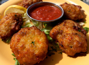 6-Deep Fried House Made Conch Fritters