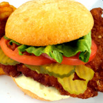 7-Caribbean Pork Fried Tenderloin Sandwich