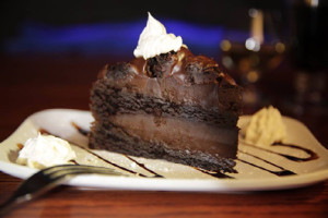9 - Flourless Chocolate Cake