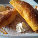 Fried Cheesesteak
